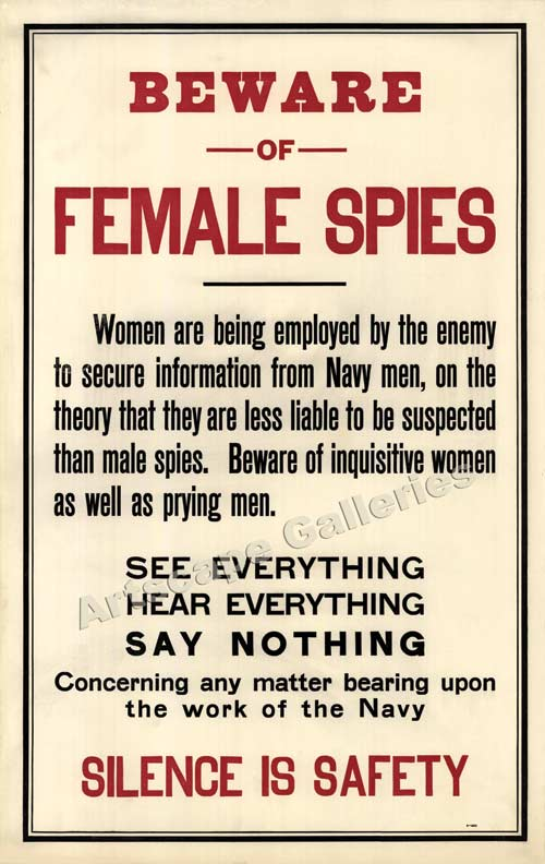 the role of spies in the civil war The use of spying in the american civil war was widespread women spies as noted, women played a vital role in civil war spying some were big names and.