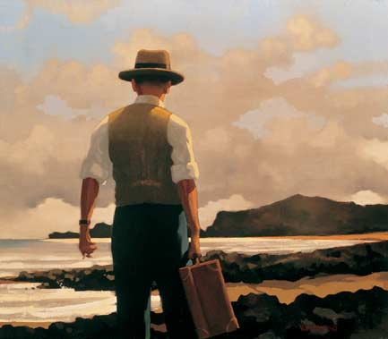 The Drifter, by Jack Vettriano.