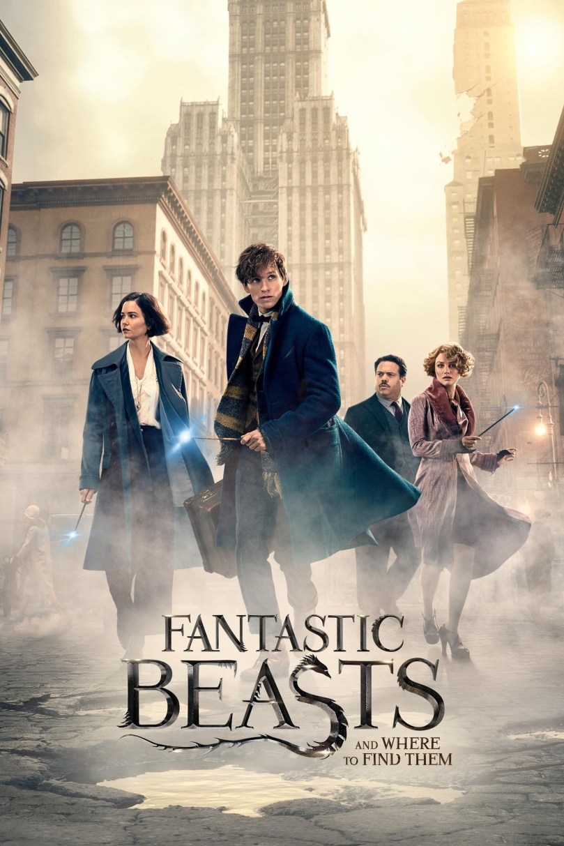 Fantastic Beasts & Where to Find Them Poster