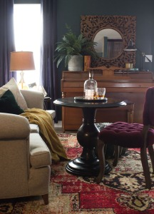 My living/dining room as gone through a lot of changes recently. | The Chandra Tribune